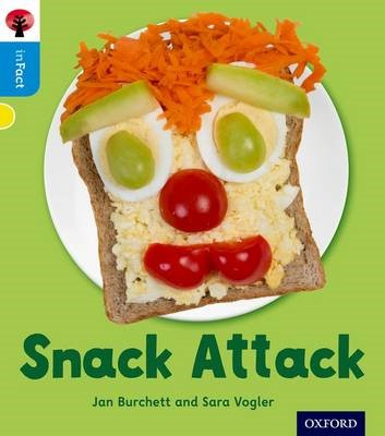 Oxford Reading Tree inFact: Oxford Level 3: Snack Attack - pr_78110