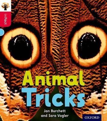 Oxford Reading Tree inFact: Oxford Level 4: Animal Tricks - pr_275797