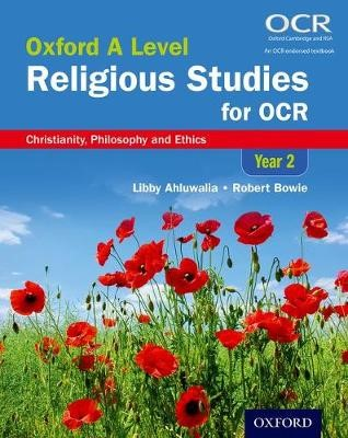 Oxford A Level Religious Studies for OCR: Year 2 Student Book -