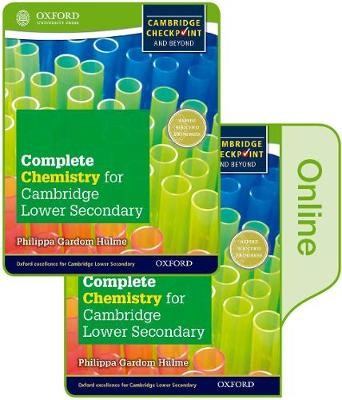Complete Chemistry for Cambridge Lower Secondary -