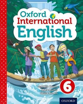 Oxford International Primary English Student Book 6 -