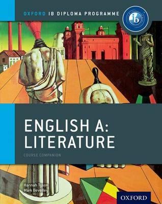 Oxford IB Diploma Programme: English A: Literature Course Companion - pr_274703