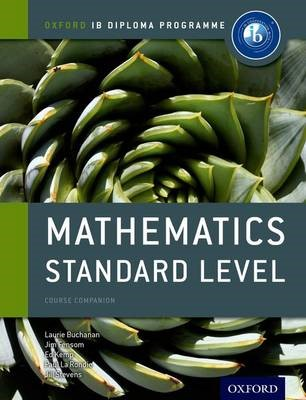 Oxford IB Diploma Programme: Mathematics Standard Level Course Companion - pr_274690