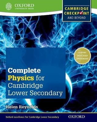 Complete Physics for Cambridge Lower Secondary - pr_304632