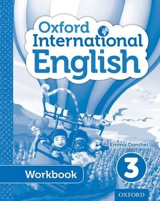 Oxford International Primary English Student Workbook 3 -
