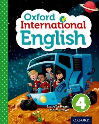 Oxford International Primary English Student Book 4 -