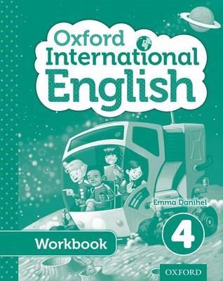 Oxford International Primary English Student Workbook 4 - pr_274711