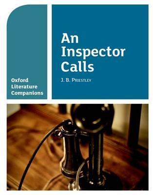 Oxford Literature Companions: An Inspector Calls - pr_274740