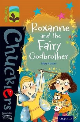 Oxford Reading Tree TreeTops Chucklers: Level 8: Roxanne and the Fairy Godbrother - pr_274872