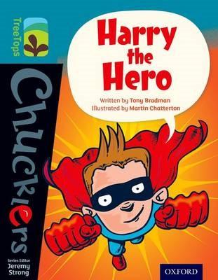 Oxford Reading Tree TreeTops Chucklers: Level 9: Harry the Hero - pr_274891