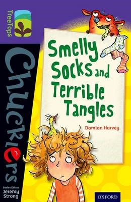 Oxford Reading Tree TreeTops Chucklers: Level 11: Smelly Socks and Terrible Tangles - pr_274888