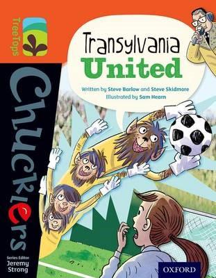 Oxford Reading Tree TreeTops Chucklers: Level 13: Transylvania United - pr_274877