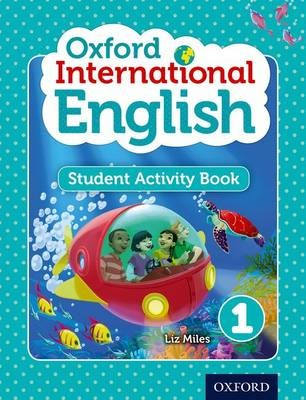 Oxford International English Student Activity Book 1 -