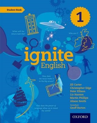 Ignite English: Student Book 1 -