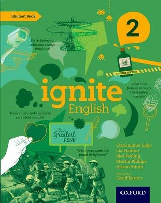 Ignite English: Student Book 2 -