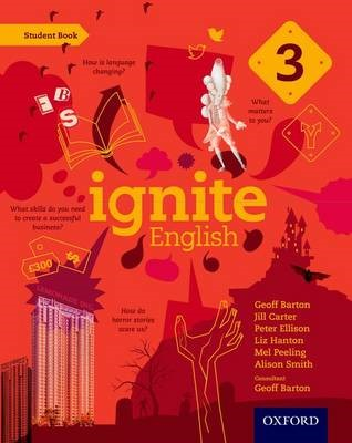 Ignite English: Student Book 3 - pr_275100