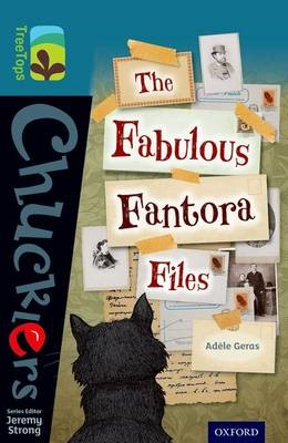 Oxford Reading Tree TreeTops Chucklers: Level 19: The Fabulous Fantora Files -