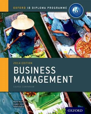Oxford IB Diploma Programme: Business Management Course Companion -