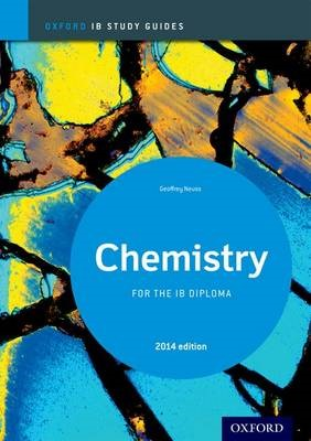 Oxford IB Study Guides: Chemistry  for the IB Diploma -