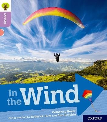 Oxford Reading Tree Explore with Biff, Chip and Kipper: Oxford Level 1+: In the Wind -