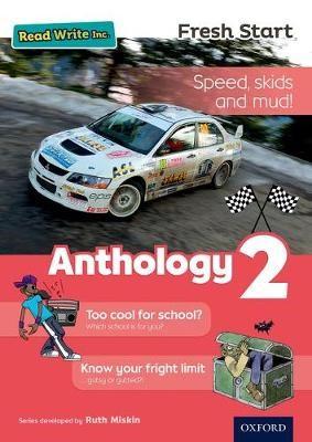 Read Write Inc. Fresh Start: Anthology 2 -