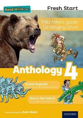 Read Write Inc. Fresh Start: Anthology 4 -