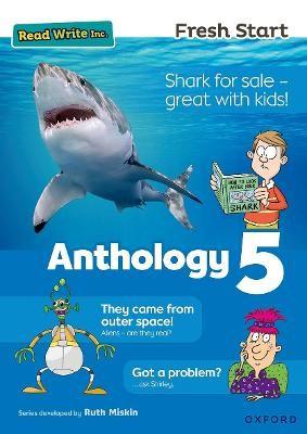 Read Write Inc. Fresh Start: Anthology 5 -