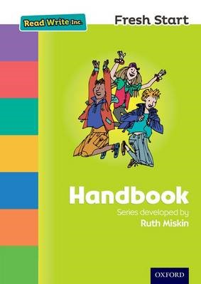 Read Write Inc. Fresh Start: Teacher Handbook -