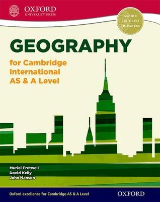 Geography for Cambridge International AS & A Level -