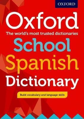 Oxford School Spanish Dictionary - pr_304950