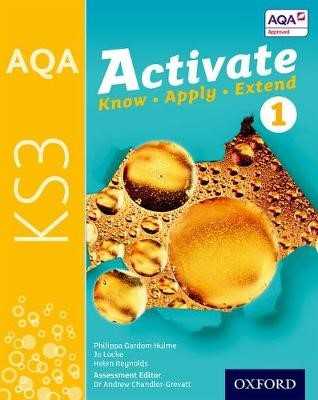 AQA Activate for KS3: Student Book 1 -