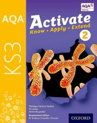 AQA Activate for KS3: Student Book 2 - pr_275868