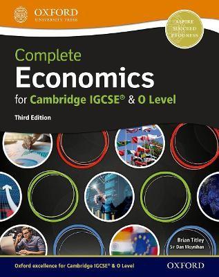 Complete Economics for Cambridge IGCSE (R) and O Level - pr_304947
