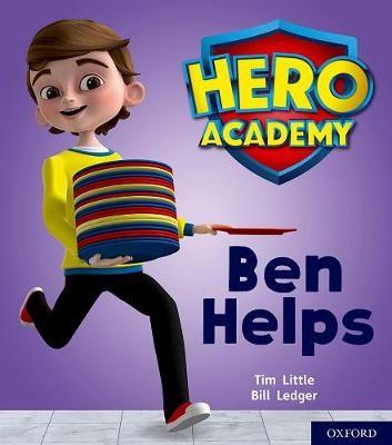 Hero Academy: Oxford Level 1+, Pink Book Band: Ben Helps - pr_276420