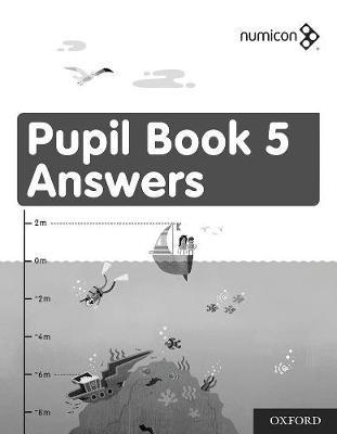 Numicon Pupil Book 5: Answers - pr_78907