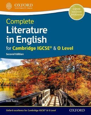 Complete Literature in English for Cambridge IGCSE (R) & O Level - pr_78603