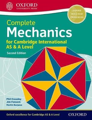 Complete Mechanics for Cambridge International AS & A Level -