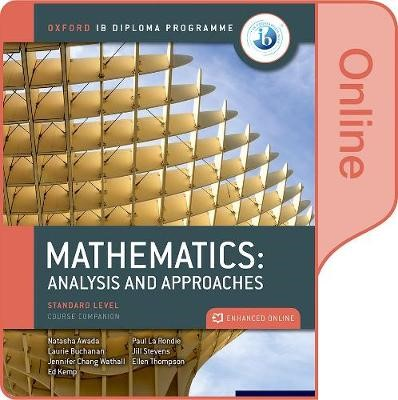 Oxford IB Diploma Programme: IB Mathematics: analysis and approaches Standard Level Online Course Book - pr_1832045