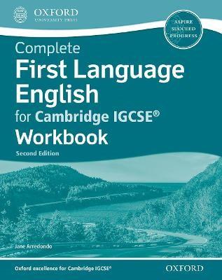 Complete First Language English for Cambridge IGCSE (R) Workbook - pr_276238