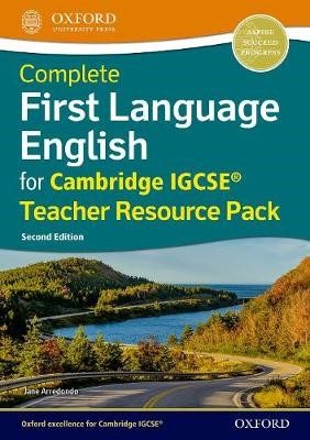Complete First Language English for Cambridge IGCSE (R) Teacher Resource Pack -