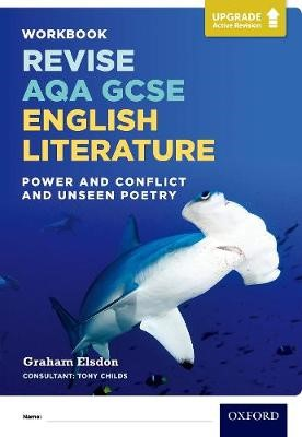 Revise AQA GCSE English Literature: Power and Conflict and Unseen Poetry Workbook - pr_276620