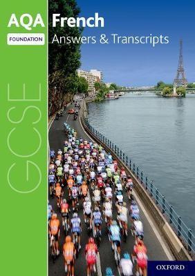 AQA GCSE French Foundation Answers & Transcripts - pr_274604
