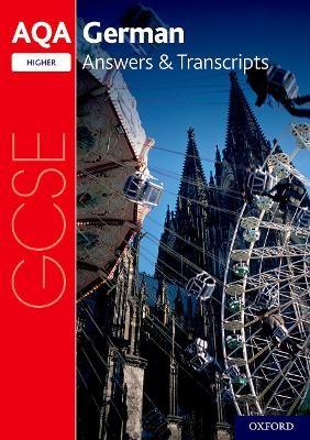 AQA GCSE German Higher Answers & Transcripts -