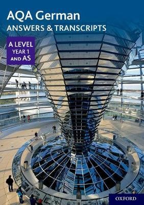 AQA German A Level Year 1 and AS Answers & Transcripts -