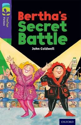 Oxford Reading Tree TreeTops Fiction: Level 11: Bertha's Secret Battle - pr_274359