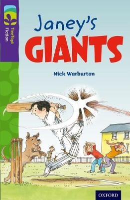 Oxford Reading Tree TreeTops Fiction: Level 11 More Pack A: Janey's Giants - pr_304737