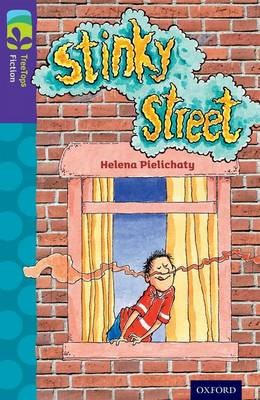 Oxford Reading Tree TreeTops Fiction: Level 11 More Pack B: Stinky Street -