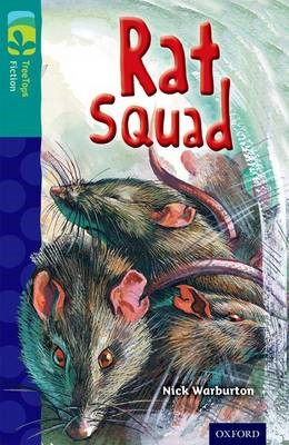 Oxford Reading Tree TreeTops Fiction: Level 16 More Pack A: Rat Squad - pr_1709159