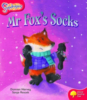 Oxford Reading Tree: Level 4: Snapdragons: Mr Fox's Socks -