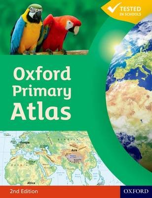 Oxford Primary Atlas - pr_304636